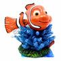 Enfeite De Resina Nemo Pequeno - Nmr21