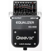 Pedal Guitarra Groovin Eq-400 Equalizer