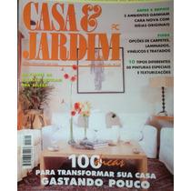 Revista Casa & Jardim Nº 520 - Maio/1998