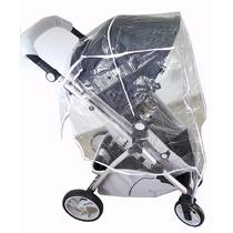 Capa De Chuva Para Carrinho De Bebê
