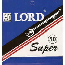 Lord Super ( 20 Caixinhas- 5 Laminas Caixinha ) 100 Unidades
