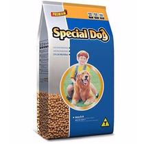 Ração P\ Cães Special Dog Premium Adulto Carne 25kg Pet Hobb