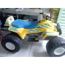 Carro Eletrico Antigo C/baterias P/criança Ate 50kg,moto 4x4