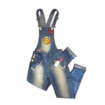 0170a80b7f214d Busca macacão jeans com esstrese com os melhores preços do Brasil ...