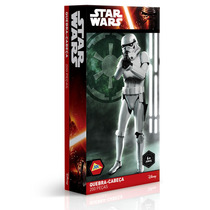 Quebra-cabeça Star Wars - Stormtrooper - 200 Peças - Toyster