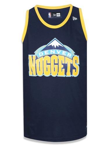 93f7c5bd32a3d Regata New Era Denver Nuggets Nba