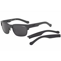 Óculos De Sol Arnette Dean 4205 Cinza/preto