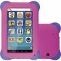Tablet Infantil Tela 7 Kid Pad Quadcore Wifi 4.4 Multilaser