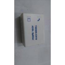 Filtro De Linha Adsl Splitter Di015