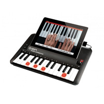Teclado 25 Teclas Para Ipad Iphone Ipod Ion Pianoapp