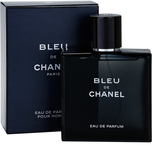 d8bc2180a Bleu De Chanel Eau De Parfum 100ml Original. R  387