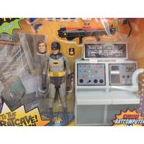 Batman - Série Clássica 66 - Bat Caverna - Mattel (or 25)