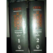Tratado De Medicina Interna - Cecil Dois Volumes