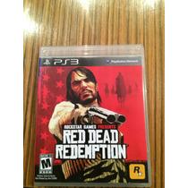 Jogo De Ps3 Red Dead Redeption