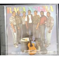 Cd Banda Raça Negra - Rge