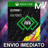 2200 Fifa Points Fifa 20 Xbox One - Código De 25 Dígitos