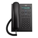 Telefone Cisco Ip Voip Unified Sip Cp-3905 Aparelho + Fonte