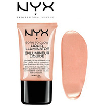 Iluminador Líquido Nyx - Liquid Illuminator Gleam Nyx