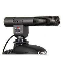 Microfone Prof. Sg-108 Stereo P/ Cameras Canon, Nikon, Sony