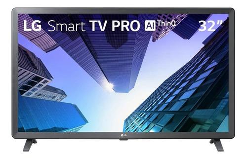 Smart Tv LG Ai Thinq Hd 32  32lm621cbsb
