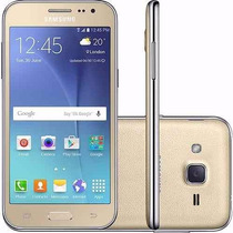 Samsung Galaxy J2 Quad Core 5.0mp 4g 8gb Gps Omoled 2chip