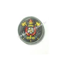 Distintivo Bordado CFO - CBMMG