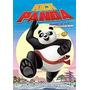 Dvd Kick Panda - Punhos De Aço - Lacrado