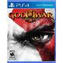 God Of War 3 Remasterizado Ps4 Midia Física Lacrado