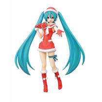 Figure Vocaloid Hatsune Miku Project Diva F 2nd Christmas