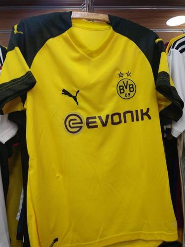 Camisa Do Borussia Dortmund 2018 2019 Promoção 2018 2019 1ecef9d6289f0