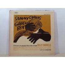 Sammy Davis New Musical Golden Boy Vinil Orig Imp Rarissimo