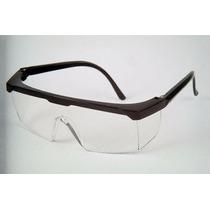 Óculos De Segurança Incolor Caixa 12 Peças