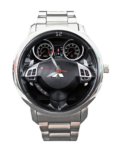c2a946b3c4a Relógio Painel Mitsubishi Sportback Personalizado Frete