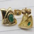 3061 Prince Joias Brinco  De Ouro 18k 750 Maciço