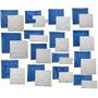 Kit 15 Formas Gesso 3d  Borracha E Plástico - Super Promoção