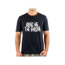 Camisa Bring Me The Horizon - Linda - A Melhor Do Mercado !
