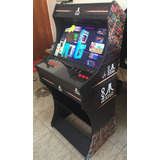Arcade Bartop Fliperama Multijogos 17 Mil Jogos Monitor 32