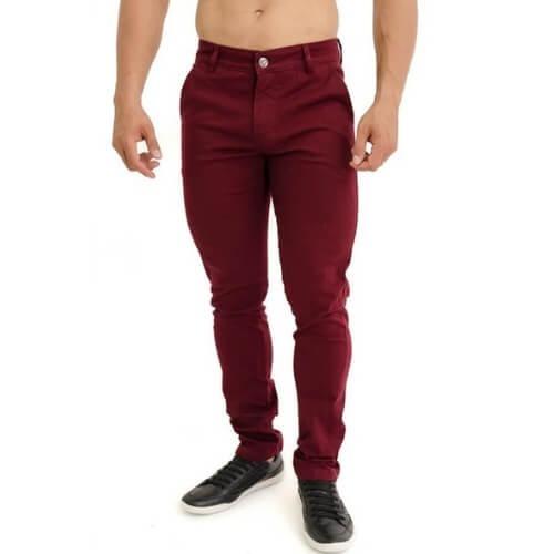 871f1ad2f5ba2 Calça Jeans Corols Masculina C  Lycra + Slim Fit   Dkny