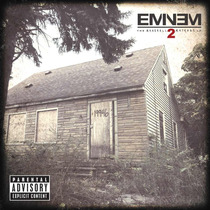 Cd Eminem Marshall Mathers Lp Vol. 2 (dlxe) [eua] Pt Entrega