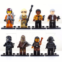 Star Wars - Darth Vader, Yoda, Kylo Ren, Rey - Escolha O Kit