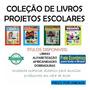 Livro Projetos Escolares Libras Dobradura Alfabeto Africa