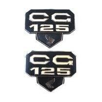 Emblema Tampa Lateral Cg 76 A 82 (par)