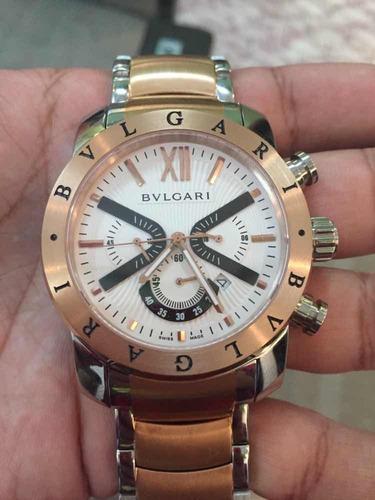 1edac28156c Relógio Bvlgari (homem De Ferro)