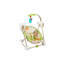 Fisher-price Spacesaver Swing And Seat Rainforest Friends