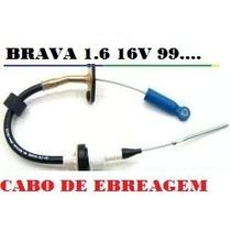 Cabo De Embreagem Fiat Brava 1.6 Mpi 16v Apos 1999 A 2001