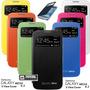Capa Flip S-view Galaxy Mega 6.3 I9200 I9208 Top!!!