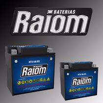 Bateria Raiom Rtx18l Bs
