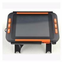 Lupa Eletronica Digital Portatil Auxilio Baixa Visao 3,5