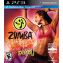 Zumba Fitness + Cinta Exclusiva Para Psmove Frete Grátis!