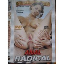 Dvd Brasileirinhas Anal Radical